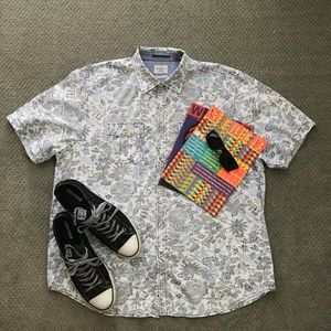 Tommy Bahama Tropical Short-Sleeve Button Down